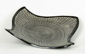 39. Sandy Kay  Textured Plate  Ceramic  sandykay1@earthlink.com