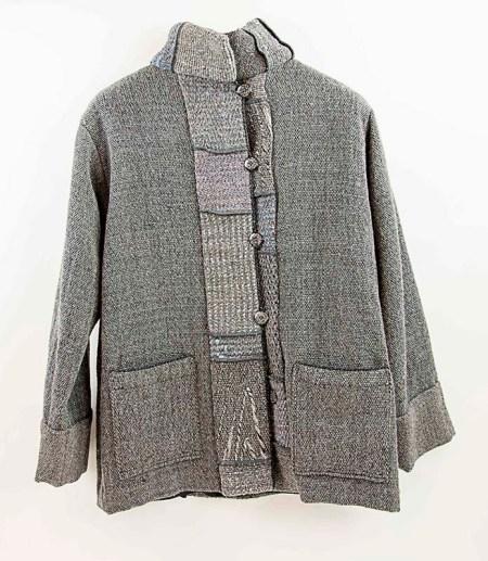 Kim Potter, Handwoven Jacket