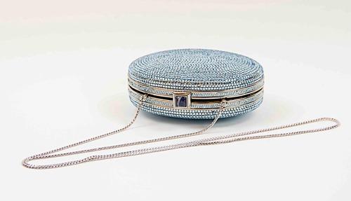 Judith Leiber Couture, Crystal Embellished Handbag