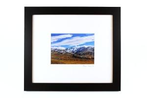 Stan Oaks, Mountain, Framed Photograph