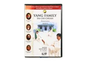 Jan, Yang Family T'ai Chi DVD