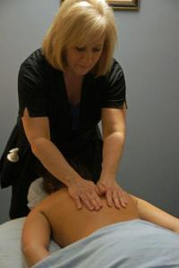 Massage at Rita Renee Spa
